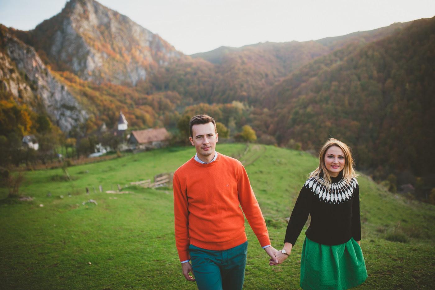 Sesiune foto inainte de nunta – Brandusa + Mihai