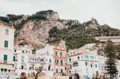 Carti postale din Coasta Amalfi si San Marino
