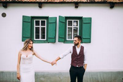 Sesiune foto dupa nunta - Larisa & Victor
