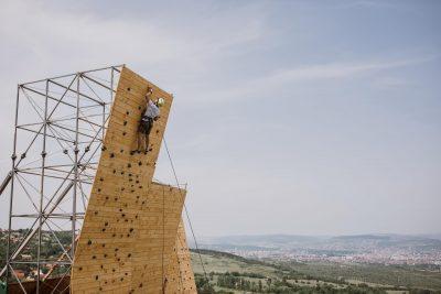 Fotografie team building in Cluj-Napoca pentru UNIQA Raiffeisen Software Service