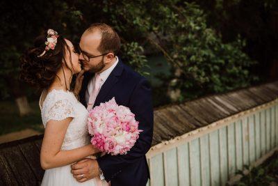 Fotografie din ziua nuntii – Denisa si Bogdan