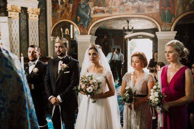 Fotografie din ziua nuntii lui Vadim cu Oana