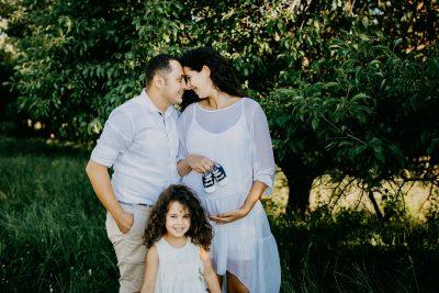 Sedinta foto de maternitate in Cluj