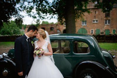 Nunta la castel - Pia & Vio
