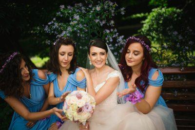 Fotografie din ziua nuntii – Gabriela & Vlad