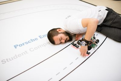 Fotografie eveniment corporate – Student Competition – Porsche
