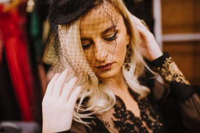 Fotografii prezentare de moda – Michal Negrin  – City Fashion Week